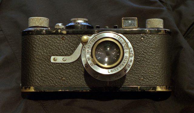 Leica I, 1925