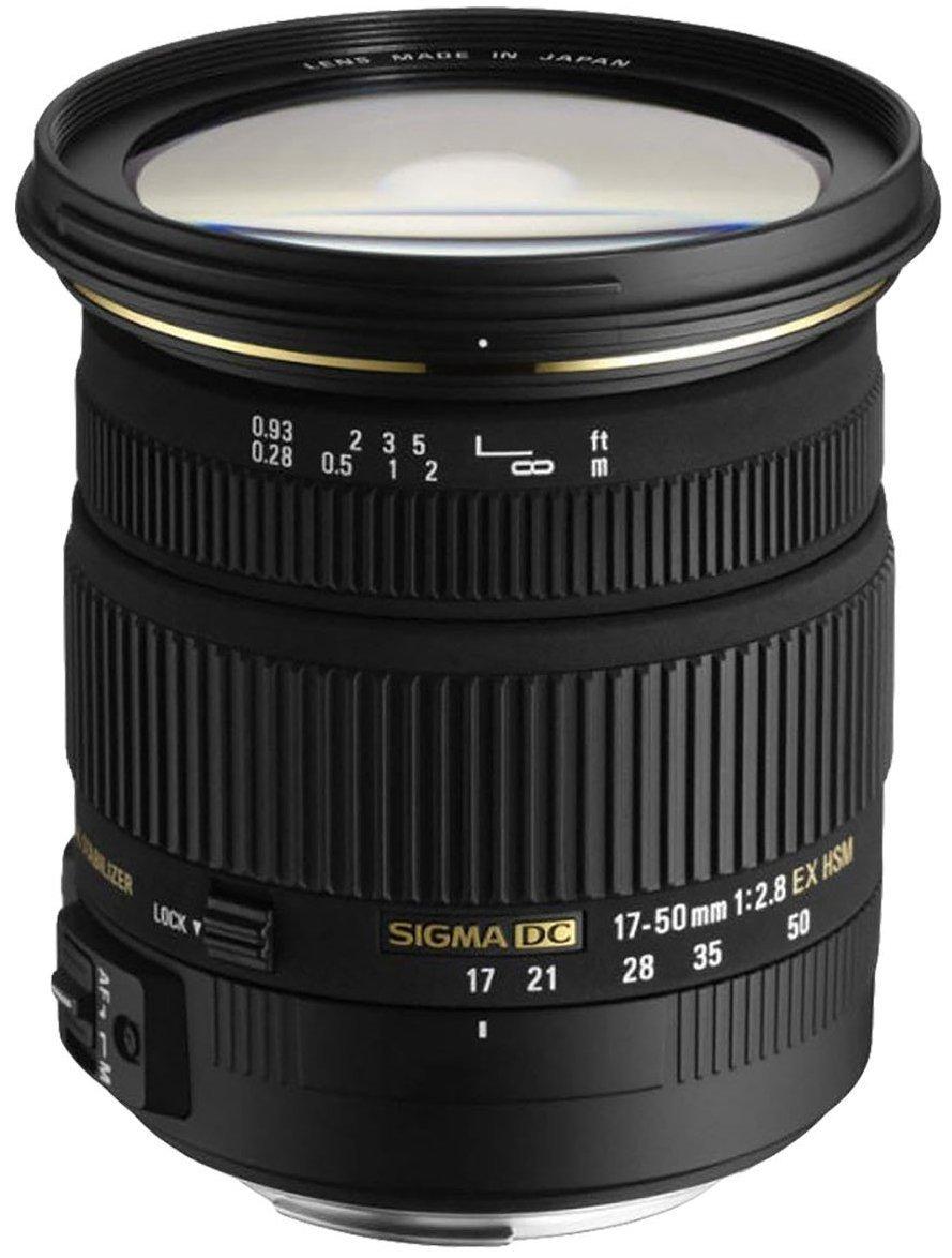 Sigma DC 17-50 mm 1:2.8