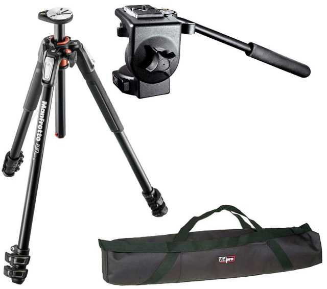 Tripod and accessories