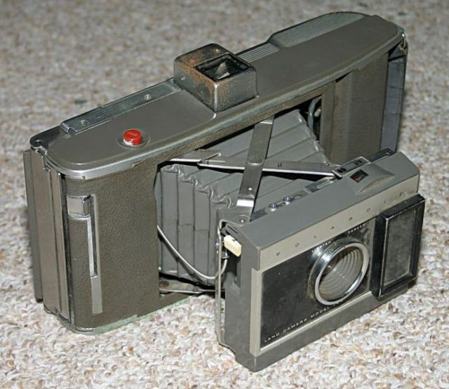 Polaroid Model J66, 1961