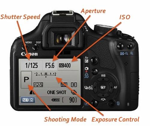 canon eos400d user manual