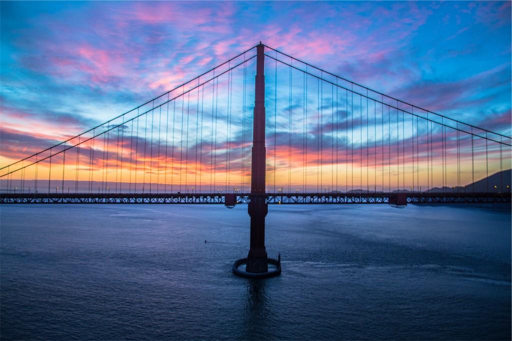 A bridg