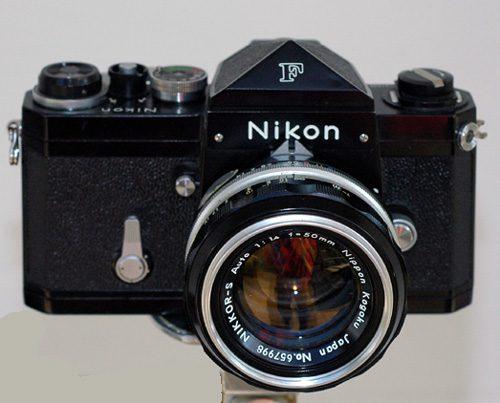 Nikon F of 1959