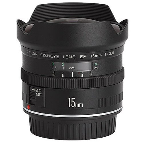 Canon 15mm f/2.8 EF