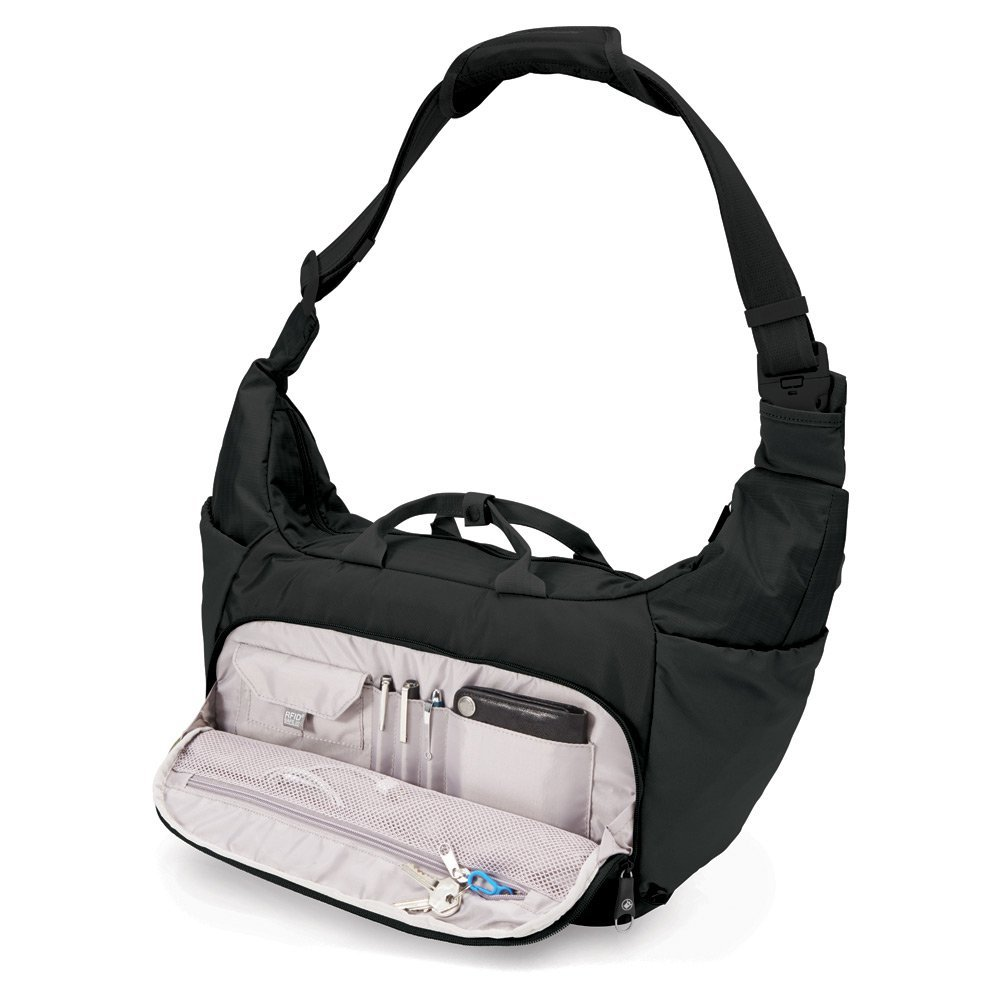 Pacsafe Camsafe V18 Anti- theft Expandable Sling Camera bag