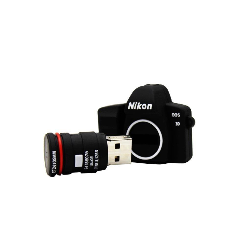 8GB Nikon SLR USB Flash Memory Drive