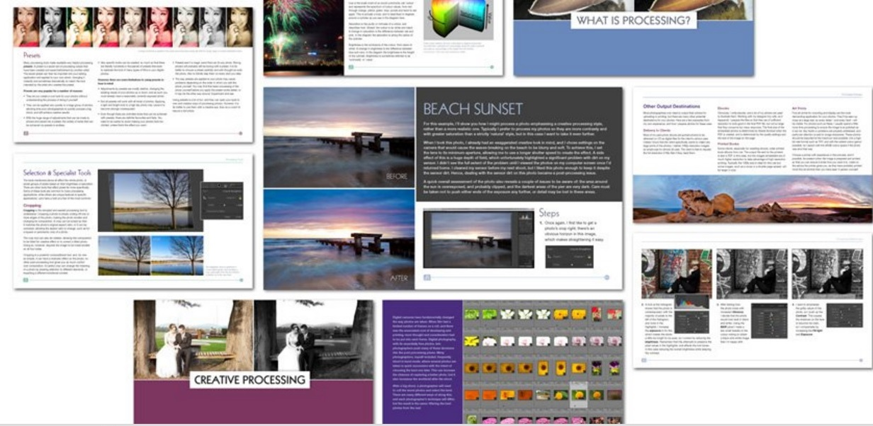 Photo Nuts and Post eBook