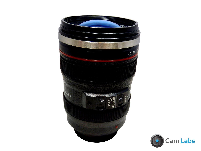 CamLabs Camera Lens Mug