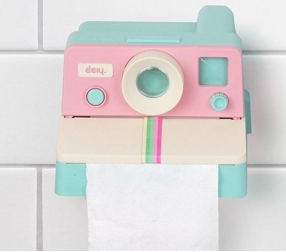 Polaroll Toilet Paper Roll Holder