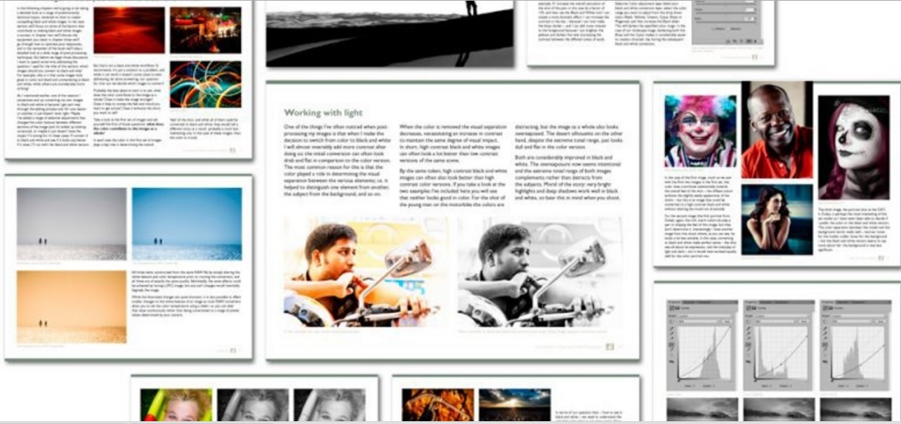 Black and White Photography eBook