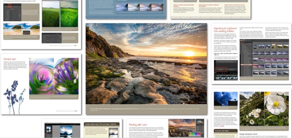 Loving Landscapes eBook