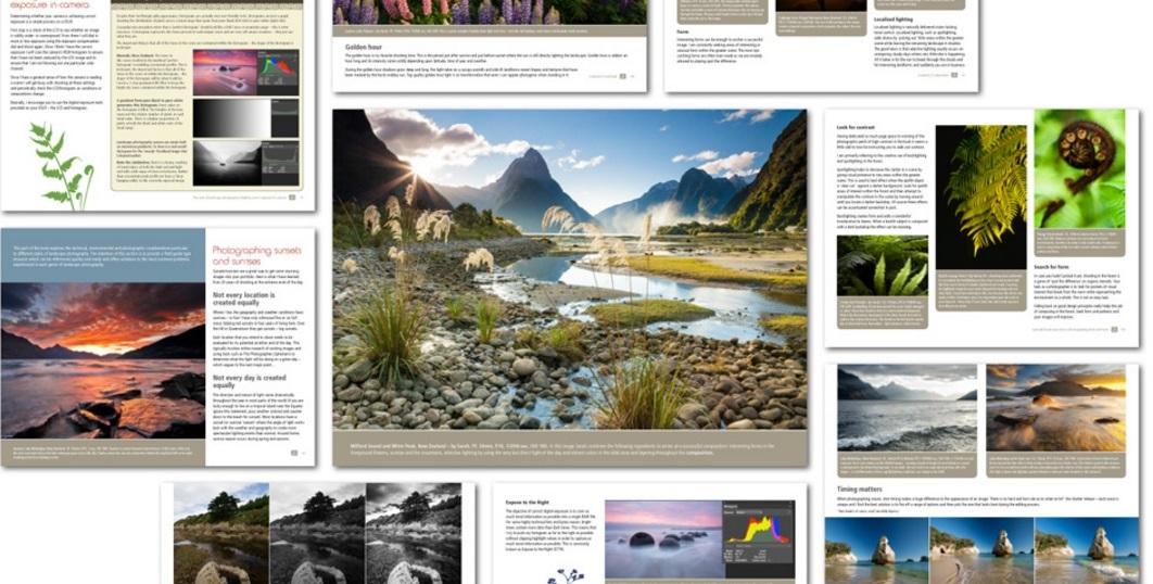 Living Landscapes eBook