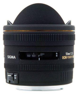 Sigma 10mm F2.8