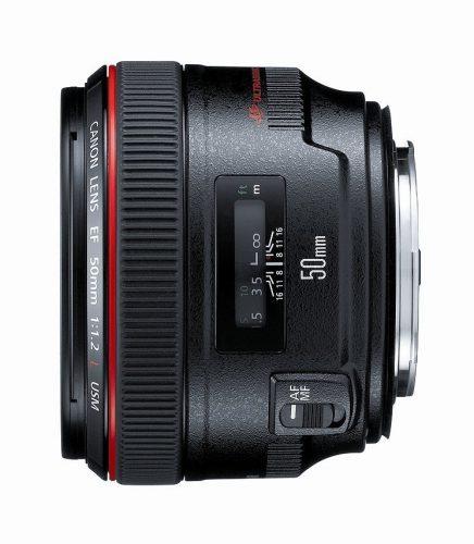 Canon 50 mm F1.2