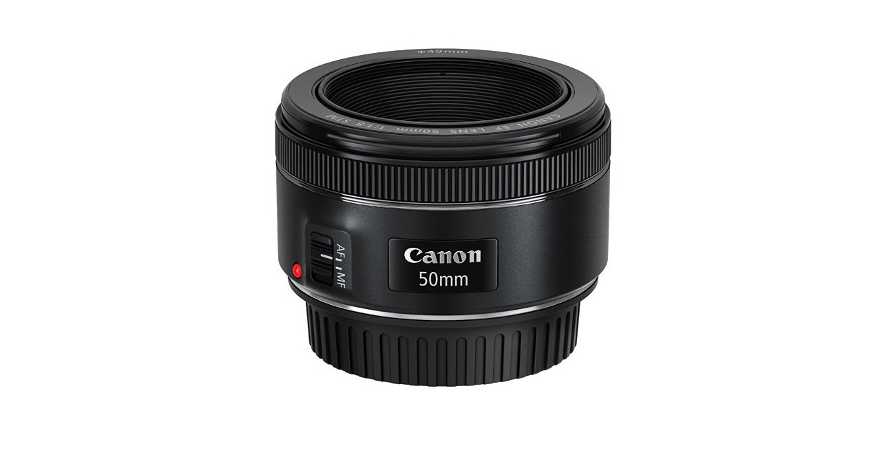 Canon 50mm 1.8 STM Review