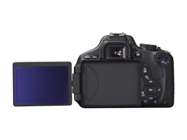 Canon 600D Camera Body