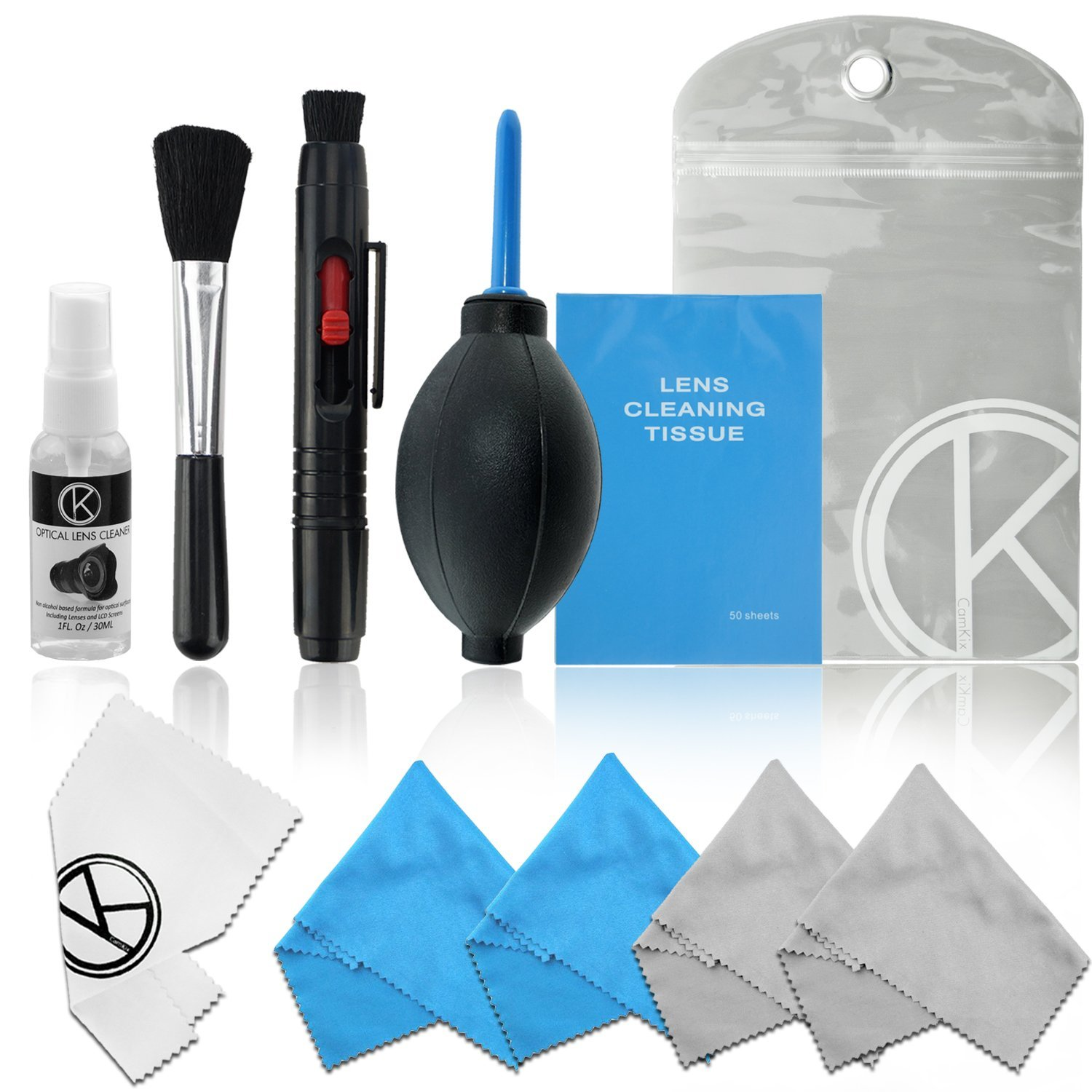 The CamKix Professional Camera Cleaning Kit