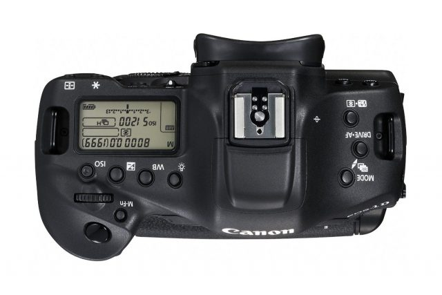 Canon EOS-1DX Mark II