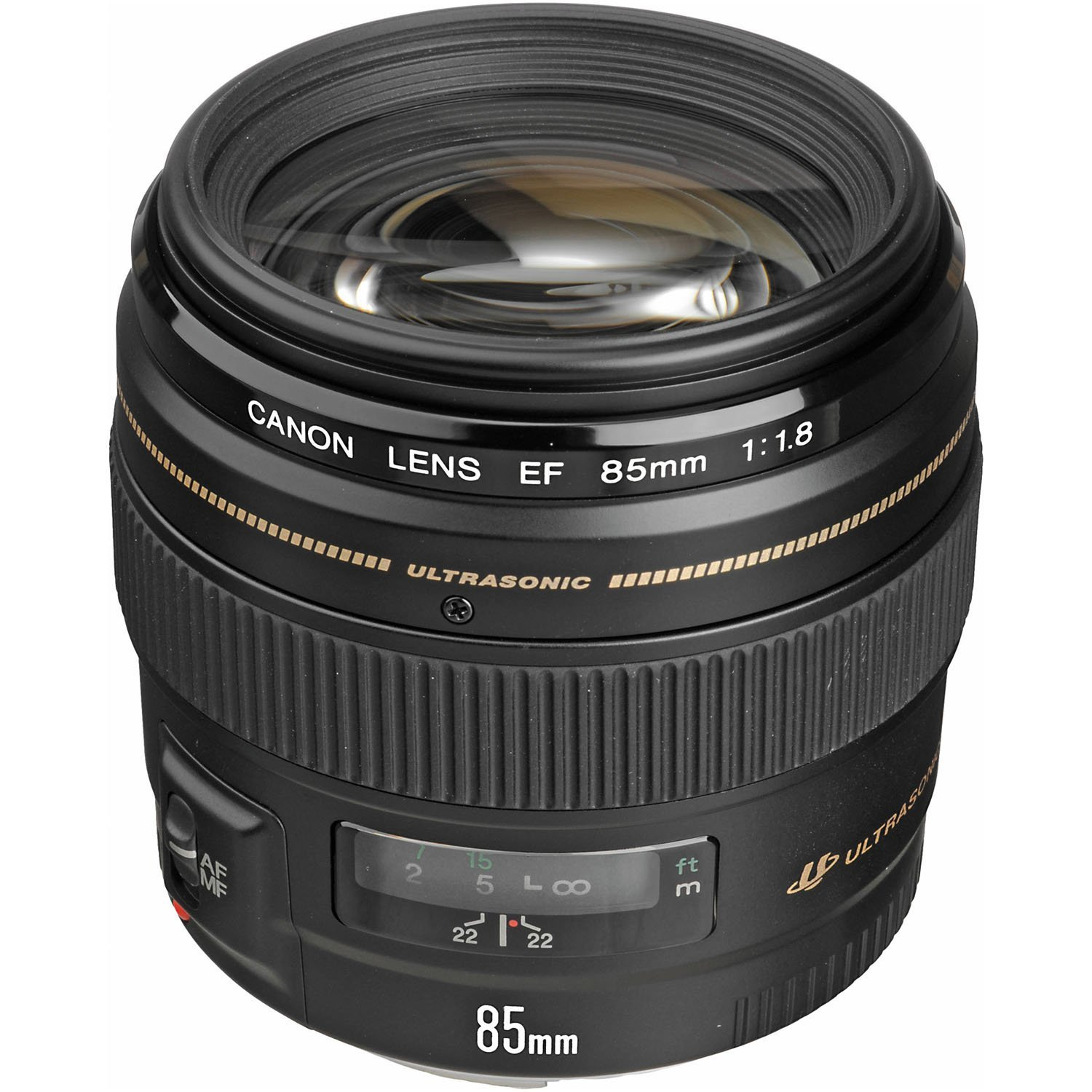 The Canon 85mm 1.8 USM