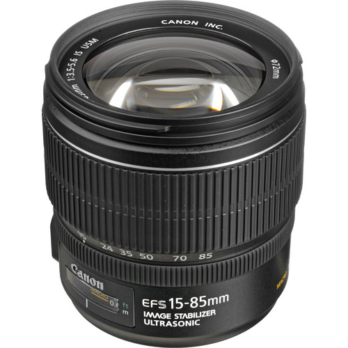 Canon EF-S 15-85mm