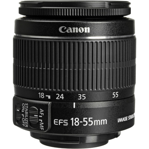Canon EF-S 18-55mm f/3.5-5.6 IS Review
