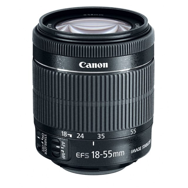Canon EF-S 18-55mm f/3.5-5.6 IS STM Review