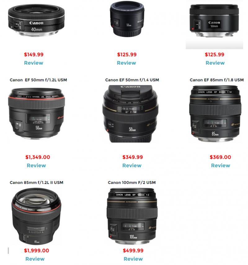lenses reviews