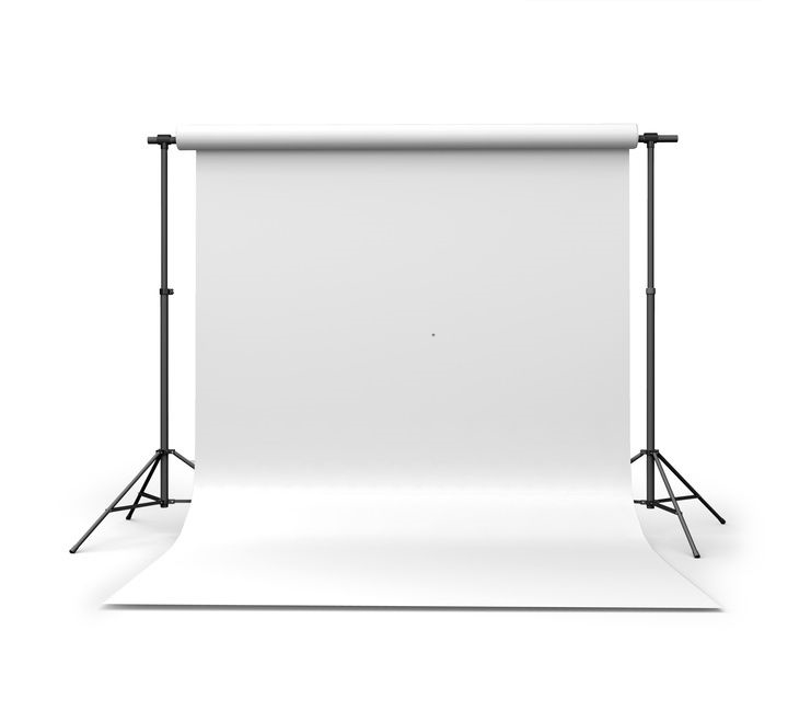 backdrop with stand