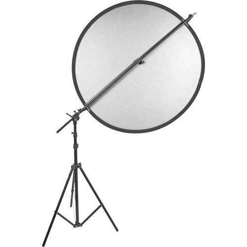 reflector with stand