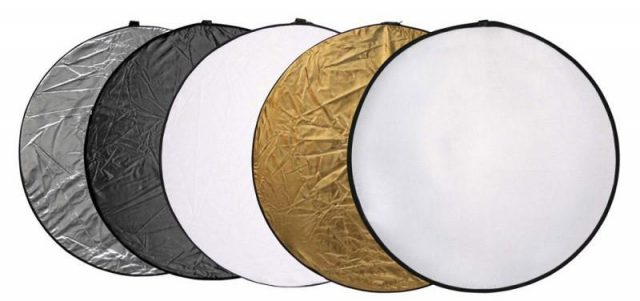 round feflectors