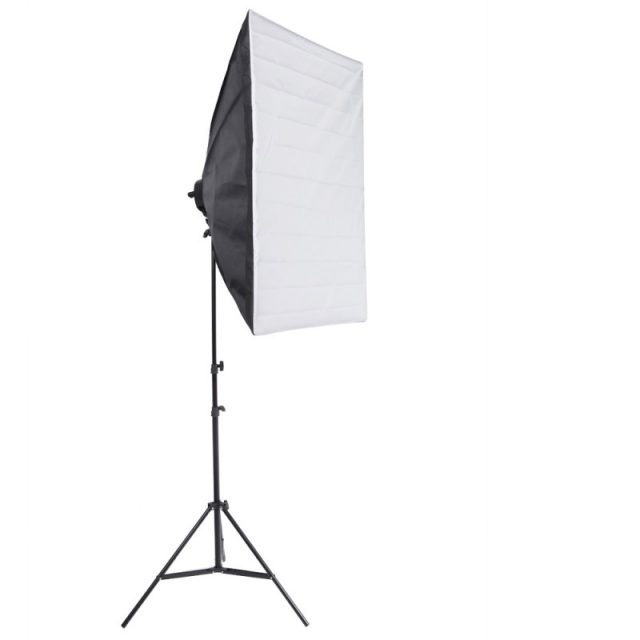softbox with dolder