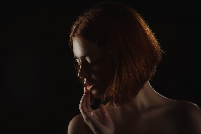 Portrait Light setup