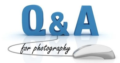 FAQ Photography