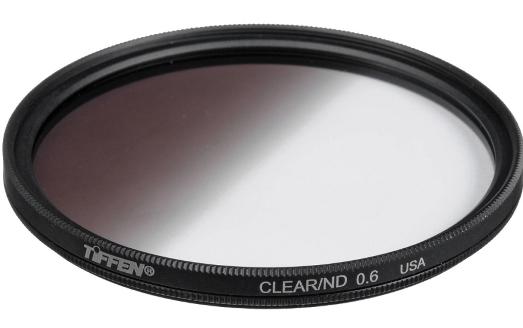 gradiant ND filter