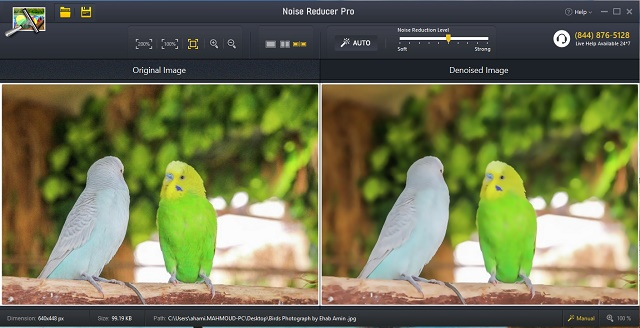 Noise reduction pro