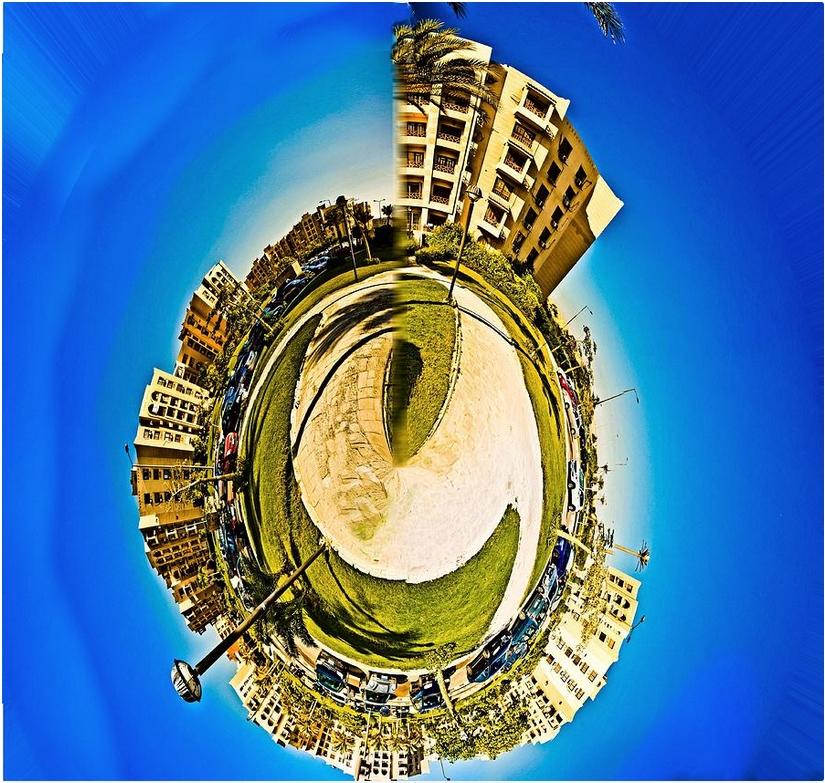 panorama 360 photo