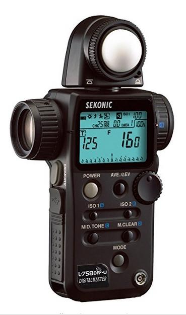 Sekonic L-758DR