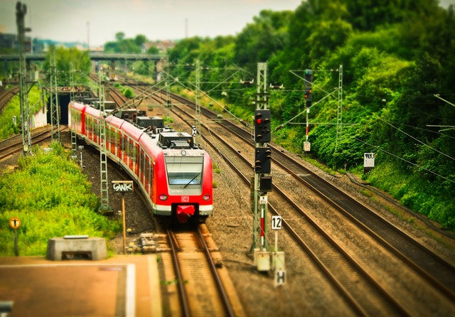 Tilt-Shift technique