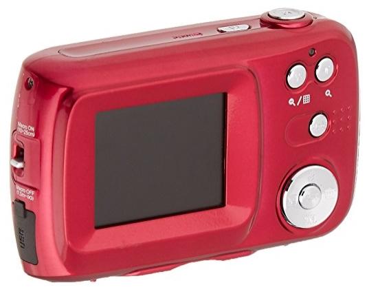Vivitar VF126 ViviCam F126 Digital Camera