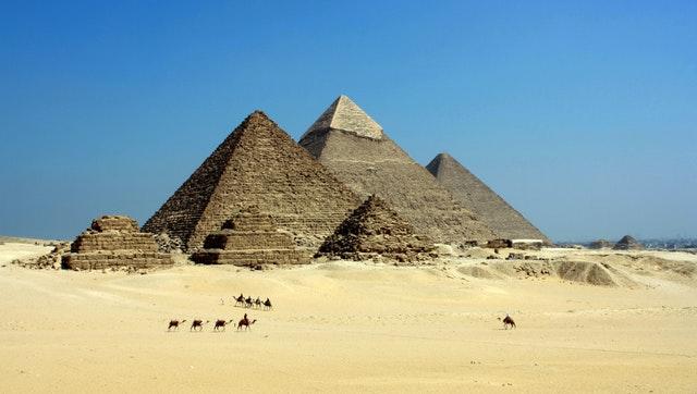 Giza Payramids