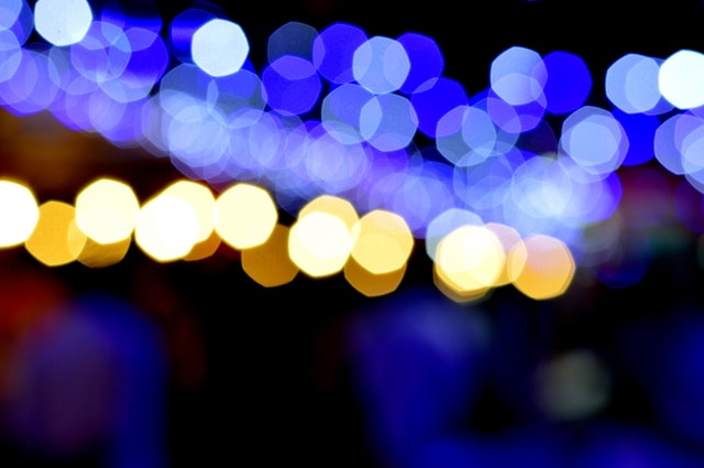 bokeh shaps - hex
