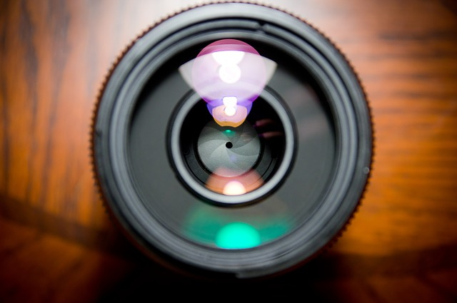 aperture and lens