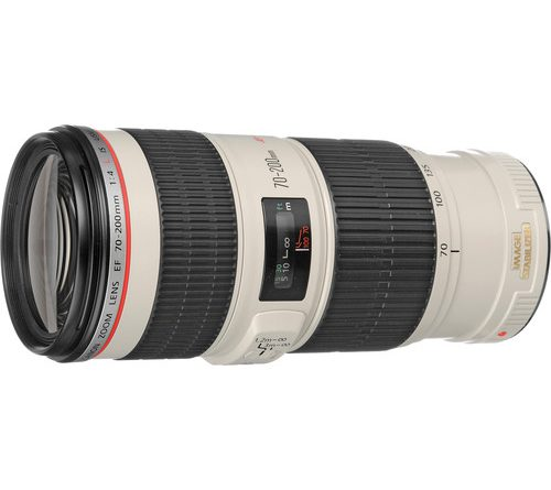Canon EF 70-200mm F4L IS USM Review