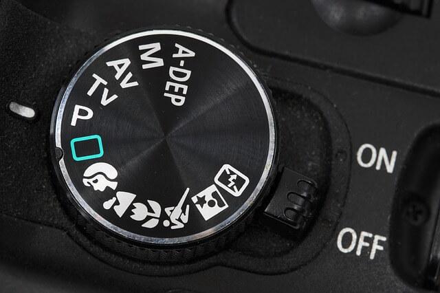exposure modes