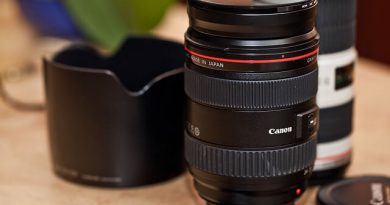 Canon lens for portrait