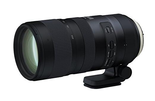 Tamron SP 70-200mm F/2.8 Di VC G2