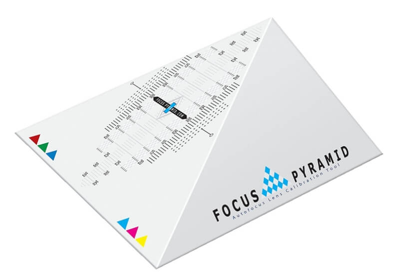 cus Pyramid AutoFocus Lens Calibration Tool