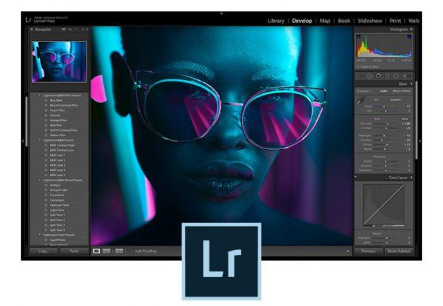 Adobe lightroom cc