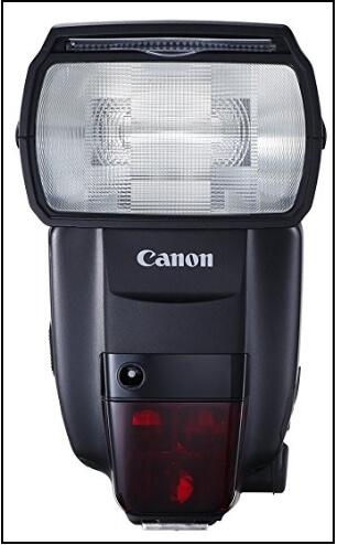 Canon 600EX-II-RT speedlite
