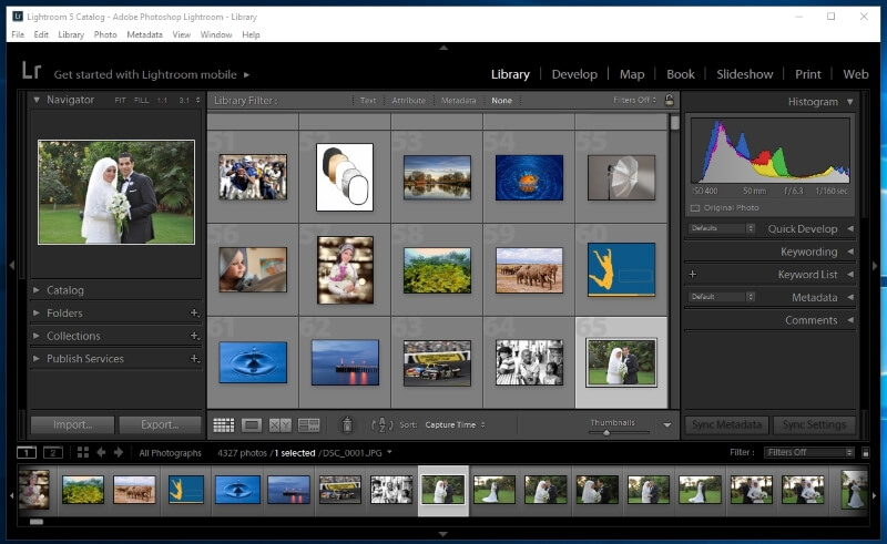 Lightroom - Library Module